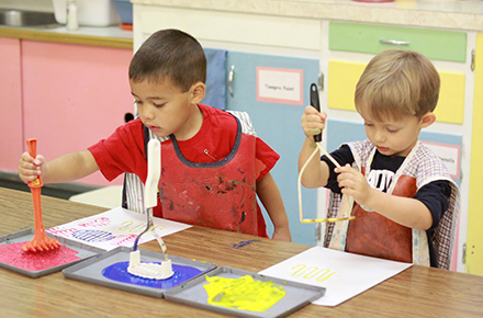 parent participation helps us learn through play